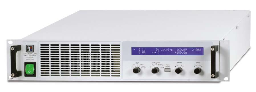 德国EA高效电子负载EA-EL9400-50ZH