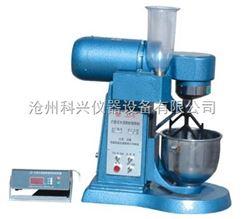 JJ-5型行星式水泥胶砂搅拌机