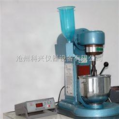 JJ-5型水泥胶砂搅拌试验机产品特点