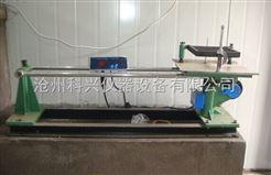 ZT-96型水泥胶砂振实台的使用与操作