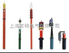 GD35kv高压声光验电器伸缩验电器风车式验电器