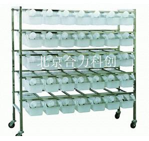 小鼠笼架 304优质不锈钢 双面 厂家直销