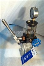 上兆手动手摇油泵SB02