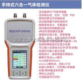 手持式室内空气环境气体检测仪 甲醛臭气气味检测仪 甲醛臭气VOC氧气检测仪