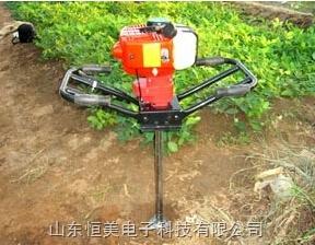 汽油动力根钻,土壤动力取样器,深层土壤取样器