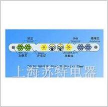 TVVBPG-TV扁行绞合型排列带屏蔽、钢芯和视频线电梯电缆