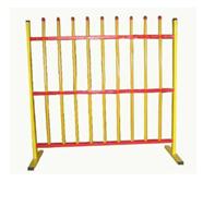 1.3*1.5m新型绝缘安全围栏