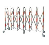 WL不锈钢双层伸缩安全围栏