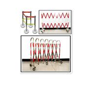WL絕緣伸縮圍欄電力安全圍欄|不銹鋼帶式伸縮圍欄