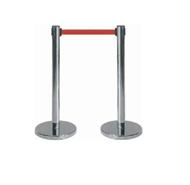 WL不锈钢带式围栏 安全围栏