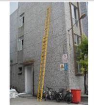 10米全绝缘二节拉升梯ST
