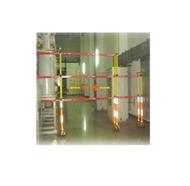 WL移动式柜型伸缩围栏
