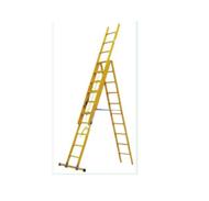 ST電力檢修絕緣梯, 玻璃鋼電工人字梯,3米合梯