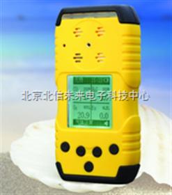 便携扩散式四合一气体检测仪 硫化氢、甲烷、甲硫醇、氨气