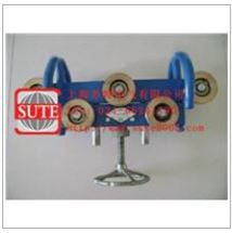 ST接觸線五輪調直器
