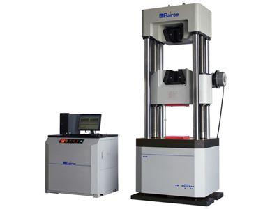 WAW-2000微机控制电液伺服万能试验机