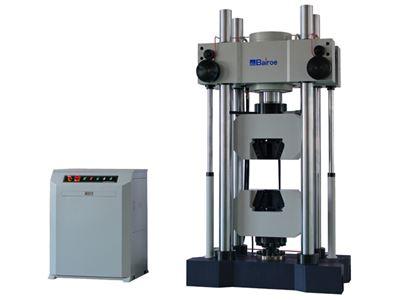 WAW-2000微機控制電液伺服萬能試驗機(橫梁升降型)