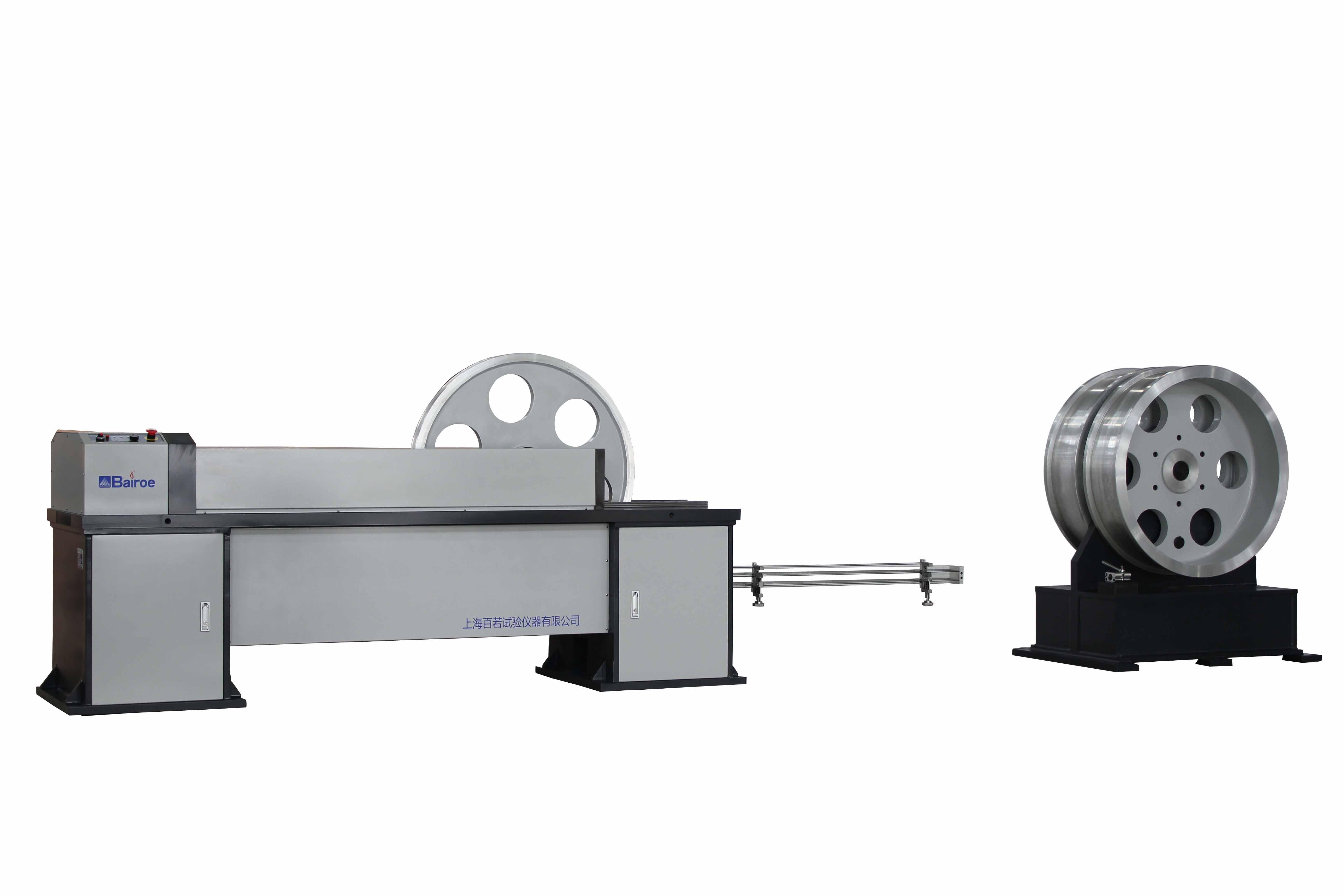 微机控制光缆卧式拉力试验机