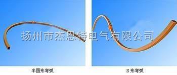 广东管式安全滑触线圆弧段滑线专业厂家直供