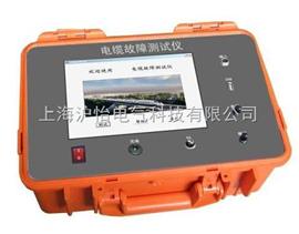 触摸屏式电缆故障测试仪