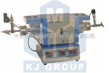 1100℃小型高溫高壓管式爐--OTF-1200X-HP-30A