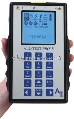 ALL TEST V(AT5)ALL TEST V(AT5)电机状态数据采集与智能分析系统 新款上市 替代原AT4 中国代理商