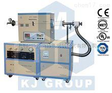 1200°C二通道混氣高真空CVD系統-OTF-1200X-HVC