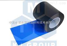 藍色PVC膜(單面具有粘附性)