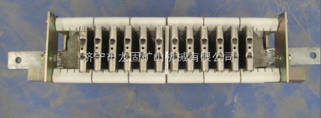 新型机车电机制动回路电阻装置