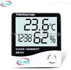 SW101速为SW101大屏幕温湿度计 温湿度仪 高精度 家用温湿度计
