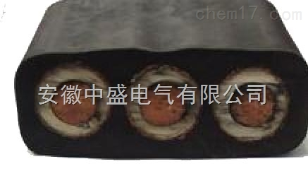YJGCFPB 3*35+3*16/3高压扁电缆