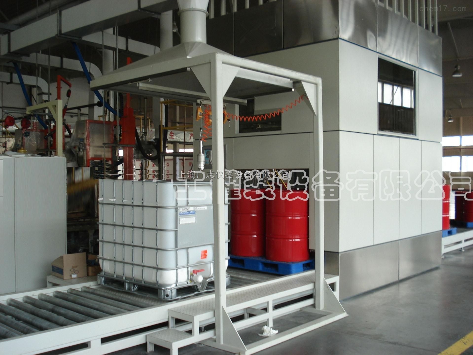 上海吨桶包装机 金山吨桶灌装机
