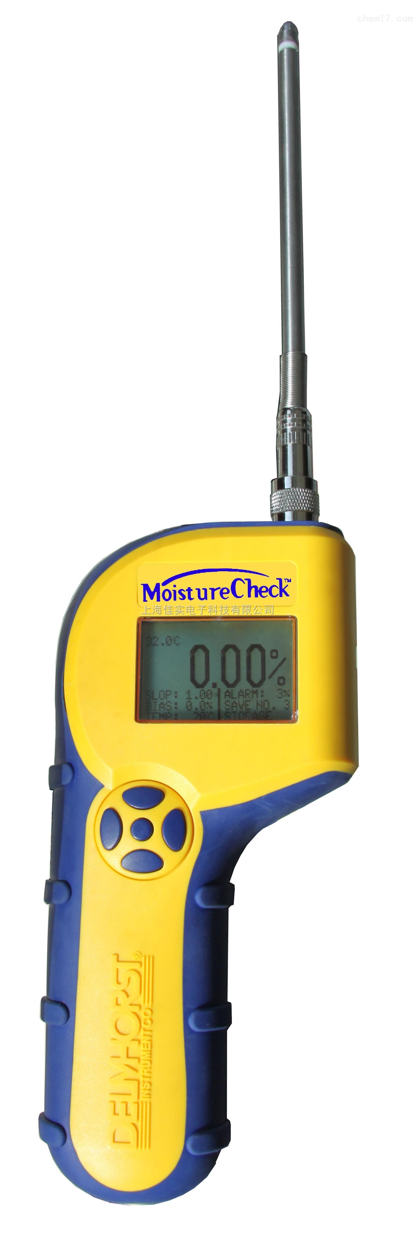美国delmhorst品牌制酒原料水分仪制酒原料水分测量仪