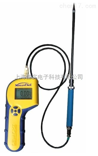 美国delmhorst品牌化工固体水分测量仪ppm级快速水分测定仪