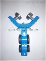 40角铁吊线滑轮4*4角钢电缆滑车