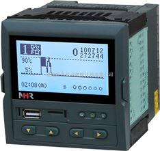 虹润NHR-7100/7100R系列液晶汉显控制仪/无纸记录仪