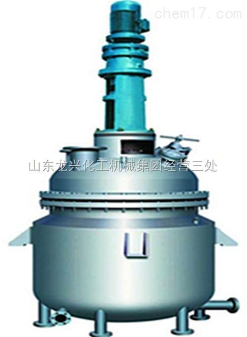 1500L不锈钢电加热反应釜,3000L不锈钢电加热反应釜