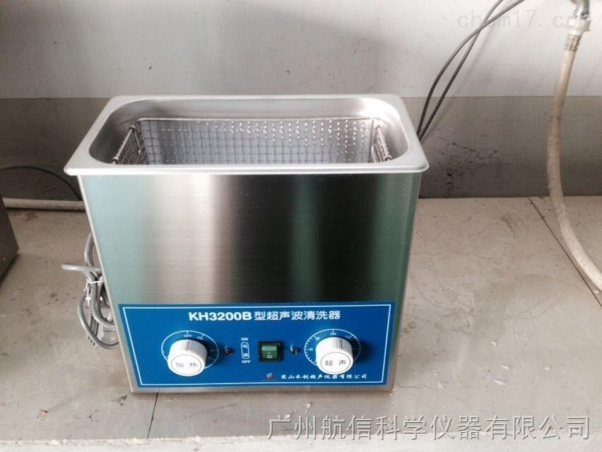 昆山禾创kh-500b/e/v台式超声波清洗器,舒美kq-500