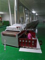 8米江西热风循环隧道炉 电子专用拷炉