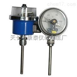 WSSX-411双金属温度计 0-100℃