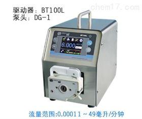 BT100L流量型蠕动泵