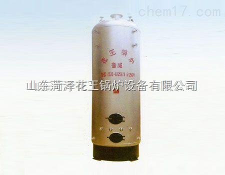立式压力锅炉结构图