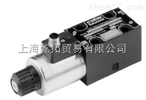 PARKER电动式换向阀技术参数,D3W2CNYP30