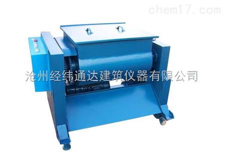hjs-60型强制式混凝土双卧轴搅拌机