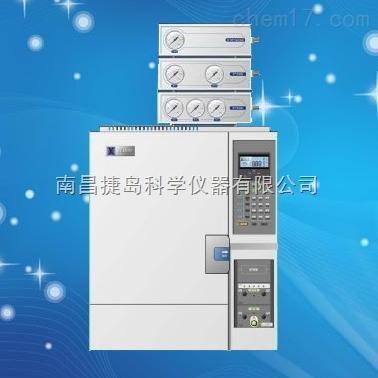 捷岛 GC1690L-5 气相色谱仪 (程升+3*SPL+FID+ECD+FPD)