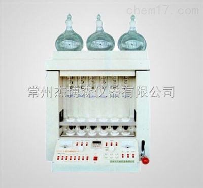 CXC-06自动粗纤维测定仪