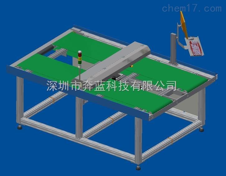 苏州厂家直销智能型在线自动测厚机