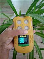 OLED彩色显示屏青岛路博LB-FQ便携复合气体检测仪