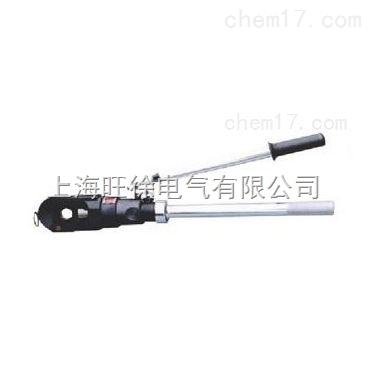 长沙特价供应WYY-240型手动液压压接钳