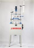 高硼硅单层玻璃反应釜(器)